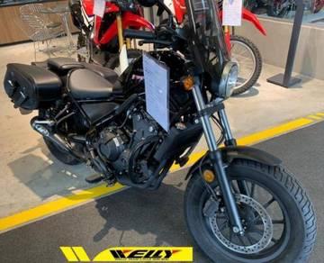 Honda Rebel500 2019