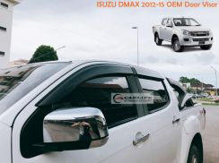 ISUZU DMAX 2012-15 OEM Door Visor OFFER