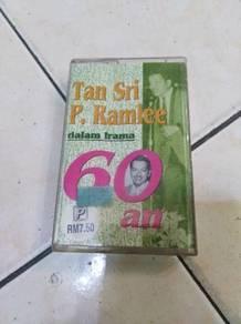 Kaset Tan Sri P.Ramlee era 60an