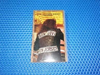 Bon Jovi - New Jersey The Videos [1989] VHS Video