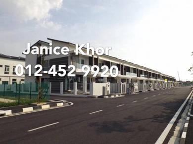 Double Storey Terrace Air Tawar