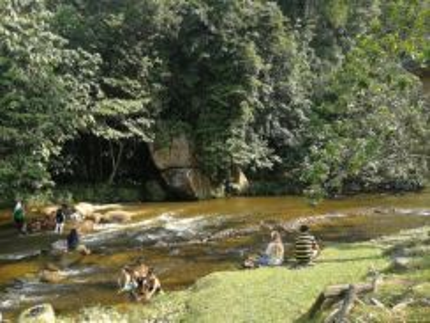 Tanah Lapang Tepi Sungai dan Mainroad [Jackpot]