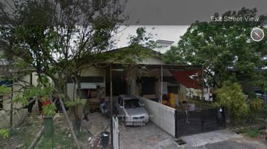 Cheapest & Big Single Storey bungalow Sungai Ara
