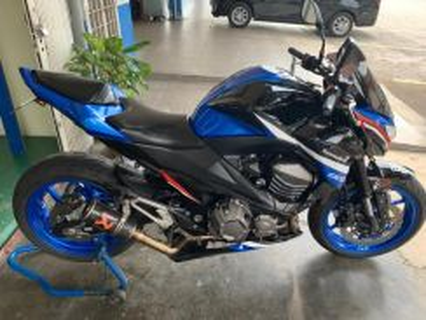 Kawasaki z800!!!