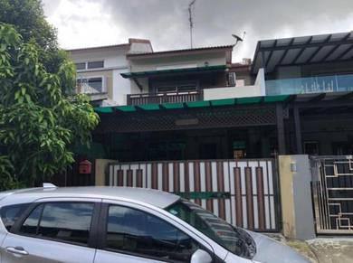 Setia Eco Garden 1.5 Storey/Fully Renovated & Furnished/Gelang Patah
