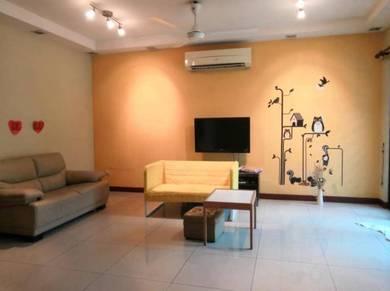 Mutiara Bukit Jalil Triple Storey Landed House