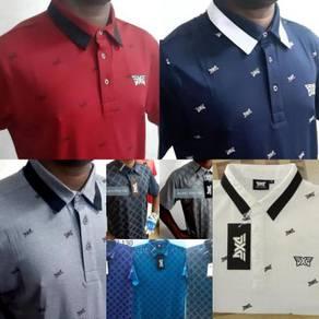 Golf Brand Collar TShirt