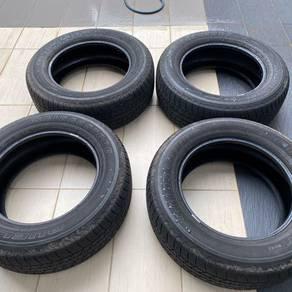 Tayar tyres Dueler Hilux Ranger Navara 265 60 18