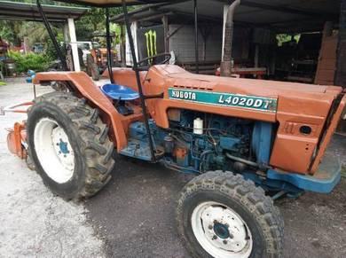 Tractor Kubota L4020