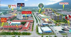 Uni suites nearby utar ipoh kampar