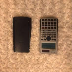 Casio calculator casio