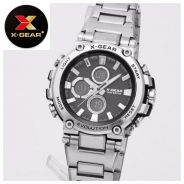 Raya Promo X-GEAR Auto Light 50M Waterproof Watch