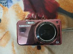 Samsung Zoom Lenns Camera