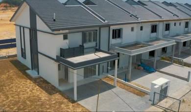 RESIDENSI GAMBANG 3 Rumah Teres Dua Tingkat Murah KUANTAN