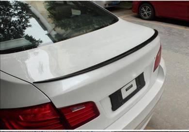 BMW F10 M5 Style Carbon Lip Trunk Spoiler