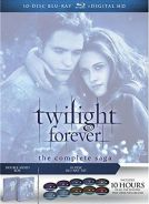 Twilight Forever: The Complete Saga Blu-ray