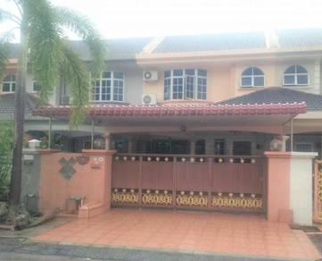 Double Storey Terrace House for sale in Taman Saikat, Ipoh