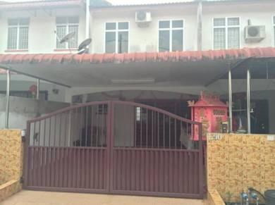 Double Storey Terrace Taman Bukit Bidor