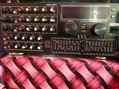 Mixer Amplifier 1200wt