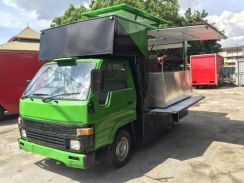 Food truck Mobile kitchen