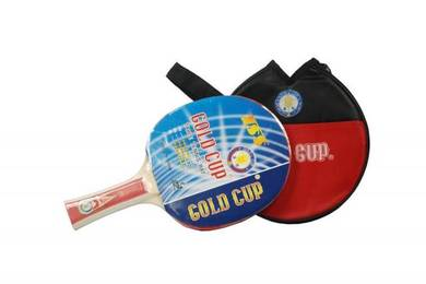 17ra c gold cup table tennis bats Cover with Pocke