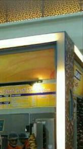 Perniagaan Kebab & Coffee di Alamanda