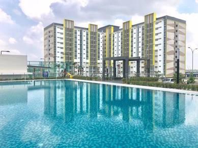 New Seri Pinang Apartment - Setia Alam