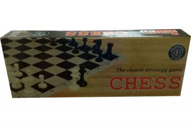 17ra c chess setsolid plastic xtra heavy with bag