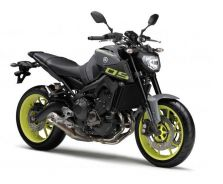 New Yamaha MT-09 -CKD- 100% Credit