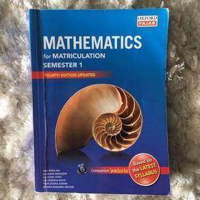 Mathematics 4th edition (2014)