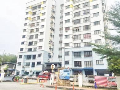 Belaian Bayu Apartment, Seksyen 24 Shah Alam