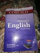 Collins Cobuild Advanced Dictionary of English Sev
