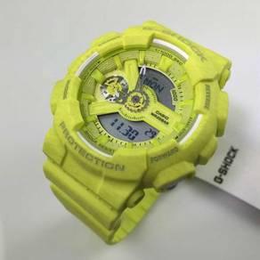 Watch- Casio G SHOCK GMAS110HT-9 -ORIGINAL