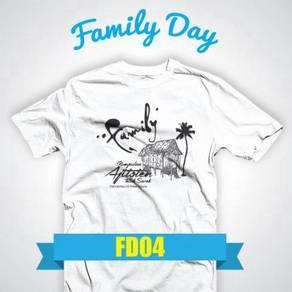 Nak Tempah Baju Family Day Tapi Takda Design?