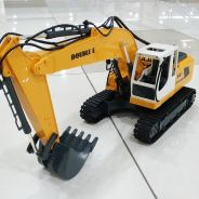 RC Lori Bajak Excavator Full Function^*,.;'/