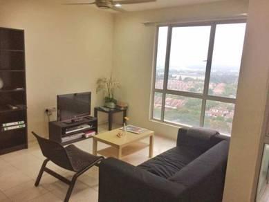 Casa Indah 2 SALE HIGH FLR Fully furnished BEST BUY