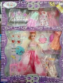 Atinil Doll Patung Atinil