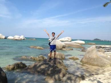 3D2N Bangka Belitung Holiday Package | PH09
