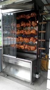 Mesin Ayam Pusing Tertutup