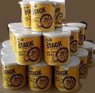 [HALAL] STACK Salty / Salted Egg Potato Sticks 45g