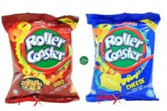 Roller Coaster Cheese And BBQ - Small(18g x 30pcs)