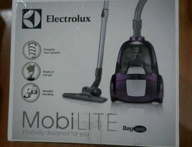 Electrolox vacuum cleaner zlux1801