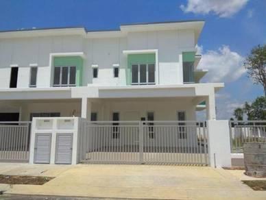 100% Full Loan, 2 tingkat rumah teres yang Baru RM500 Booking Fees