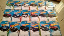 Hotwheels empty box