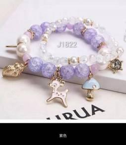 Roman Charm Bracelets J1822