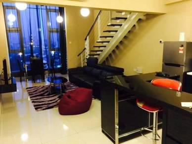 Scott Garden Soho Studio FF Near Midvalley Bangsar South KL Sentral