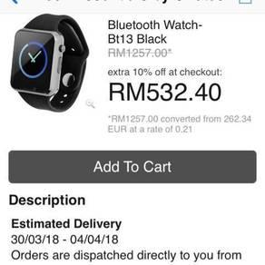 Smartwatch like iWatch Apple