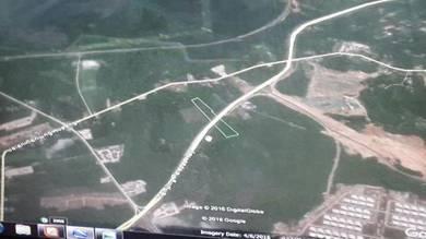 Tanah di Gelang Patah