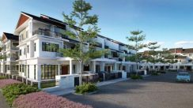 25% rebate 3 stry villa terrace presint 16 putrajaya