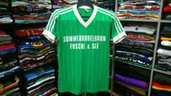 Vintage 50/50 adidas west germany jersey